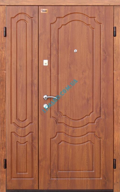 дверь входная полуторная классика